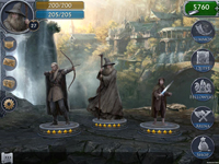 New Lord Of The Rings Mobile Game Follows Up Shadow Of Mordor