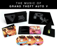 59-Track GTA V Soundtrack To Be Released On Vinyl & CD By Rockstar