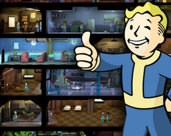 Fallout Shelter – Most Downloaded iOS Game in 48 Countries
