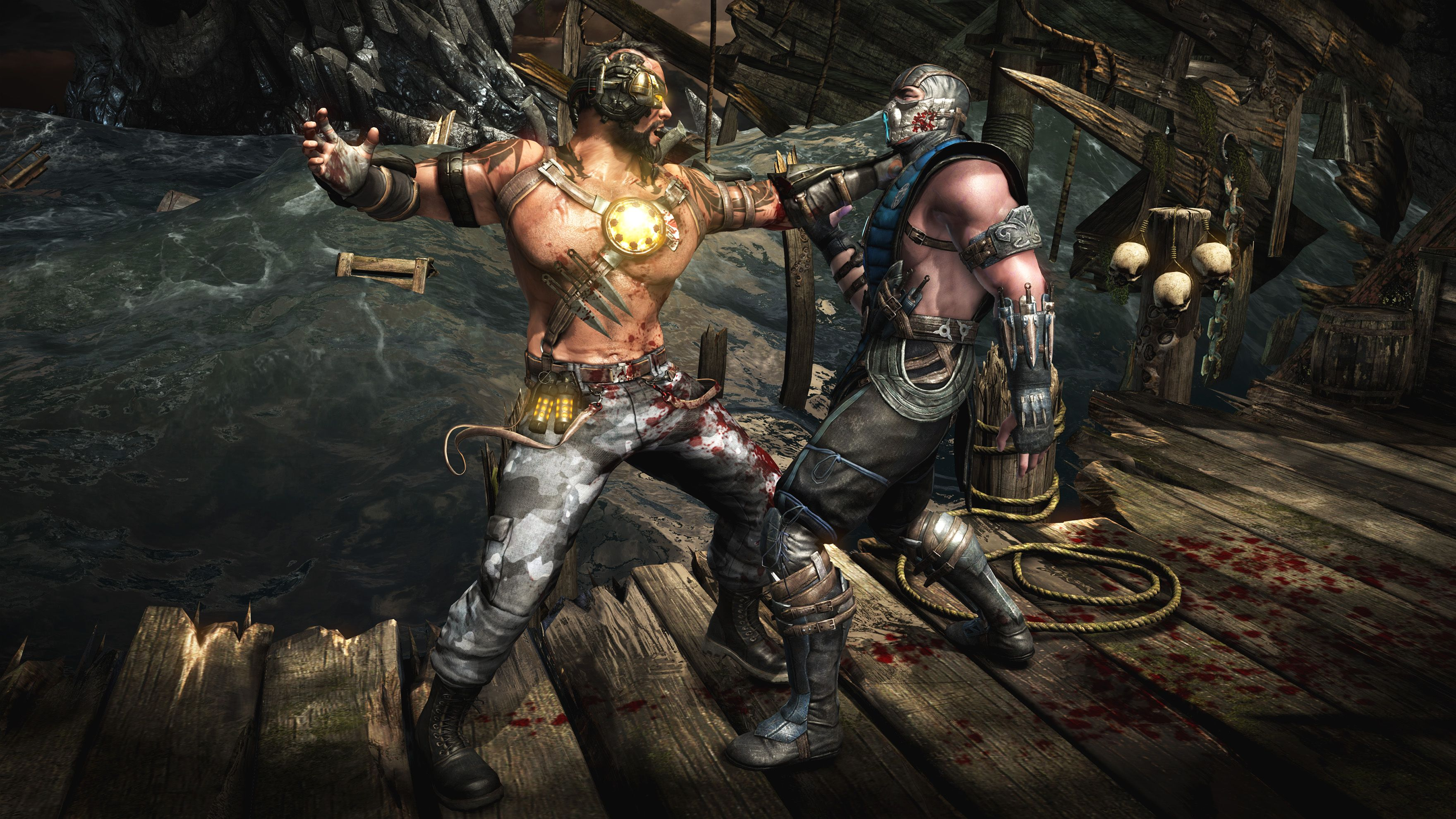 Mortal Kombat X's Three New Brutalities – WARNING! They're Brutal…