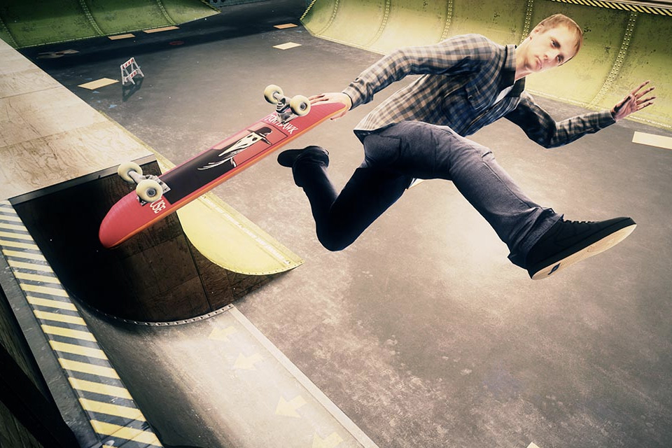 Tony Hawk's Pro Skater 5 Online Details