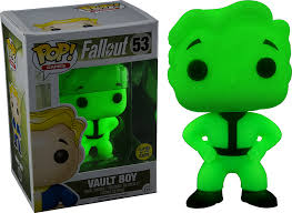 NEW – Fallout Funko Pop! Figure glows in the Dark