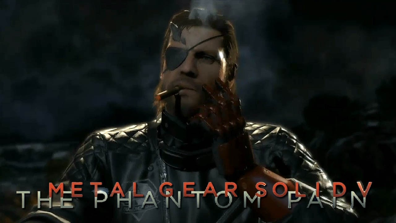 WATCH – MGS V Gameplay shows Rocket-Powered Arm Missile