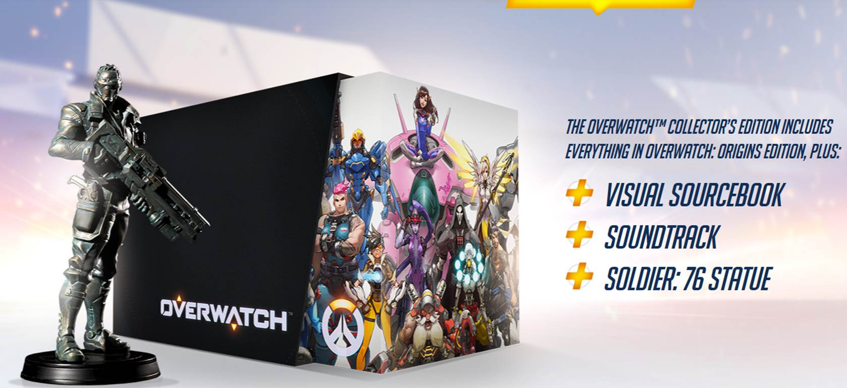 *OVERWATCH COLLECTOR'S EDITION GIVEAWAY WINNER*