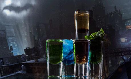 10 Interesting Pop-Culture Inspired Cocktails