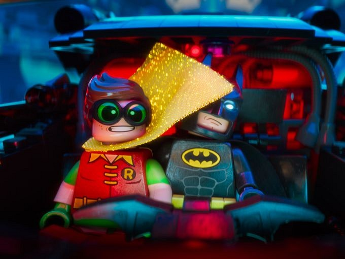 NEW Lego Batman Movie Images Reveal the Joker and Robin
