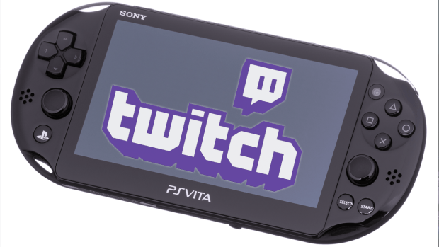You Can Now Watch Twitch on the PlayStation Vita