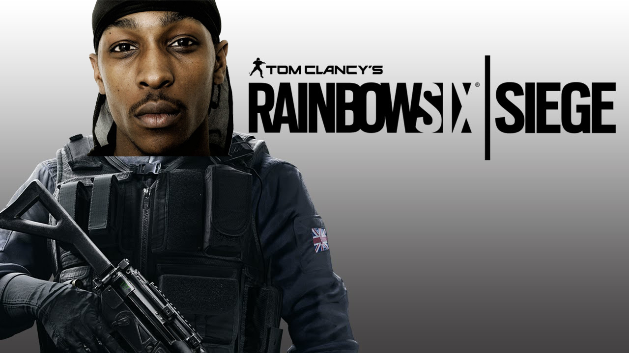BBK Rapper JME hosting £2,500 Rainbow Six Siege tournament at Gfinity.