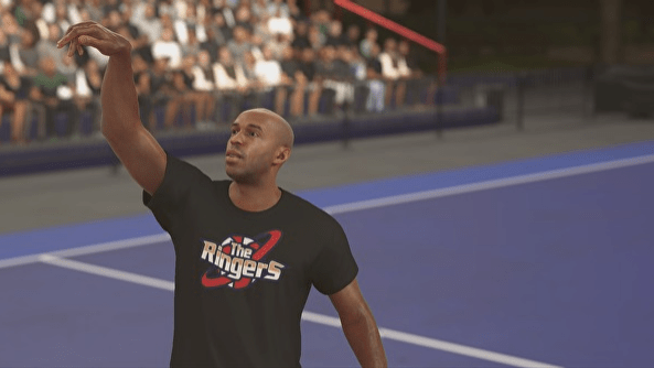 Play as Henry on NBA