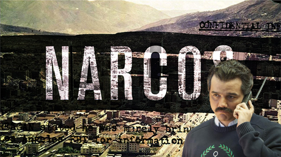 NARCOS: Free at Last (Episode 1 Review) (Spoiler alert)
