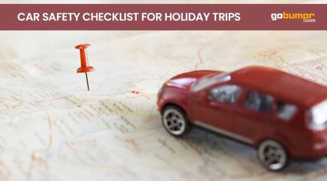 Car Safety Checklist for Holiday Trips