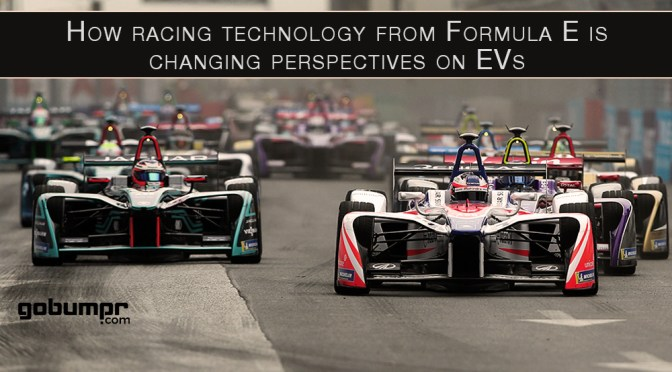 How racing technology from Formula E is changing perspectives on EVs