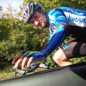 ralf matzka team netapp-endura muensterland giro 2013 teamauto