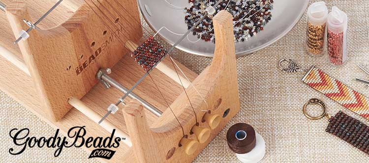 How To Use Ricks Bead Loom Plus Two Ways To Clasp Loom