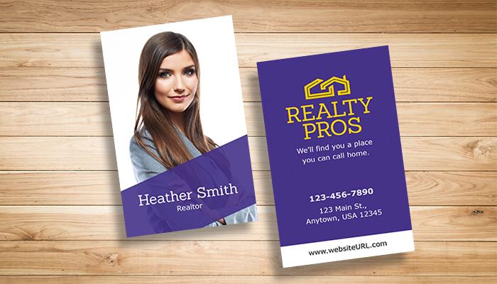 10 Free Real Estate Business Card Templates (PSD, PDF) \u2013 GotPrint Blog