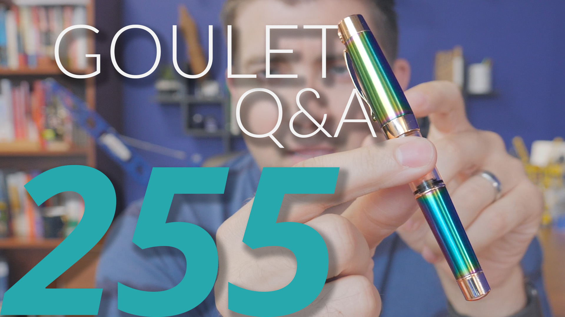 Calligraphy Pens B&m Goulet Q A Episode 176 Brian And Rachel Talk Business Goulet