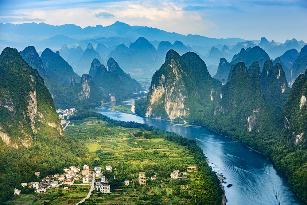 National Geographic Fall Wallpaper Beautiful Guilin The Perfect Place To Unwind And Enjoy