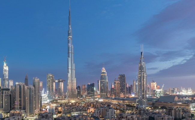 Visit The Highest Lounge In The World On A Dubai Vacation Goway