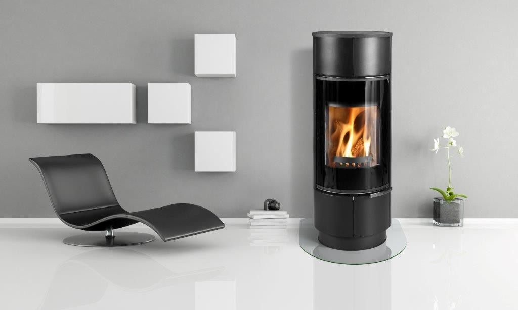 5 Of The Best Round And Cylindrical Wood Burning Stoves