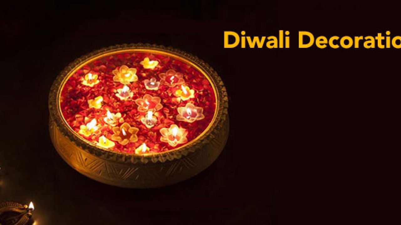 Light Decoration Diwali Diwali Decoration Ideas For Your Home India 2019
