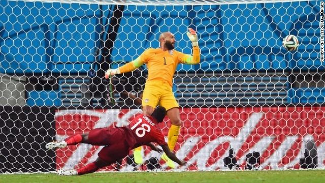 USA Portugal goal
