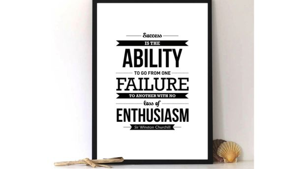 Quote Posters to Add Inspiration to Your Office Wall Granted Blog