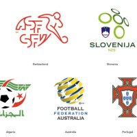 2010 FIFA World Cup: Team Logos