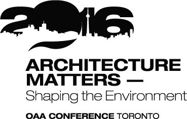 Architecture Matters at OAA Annual Conference
