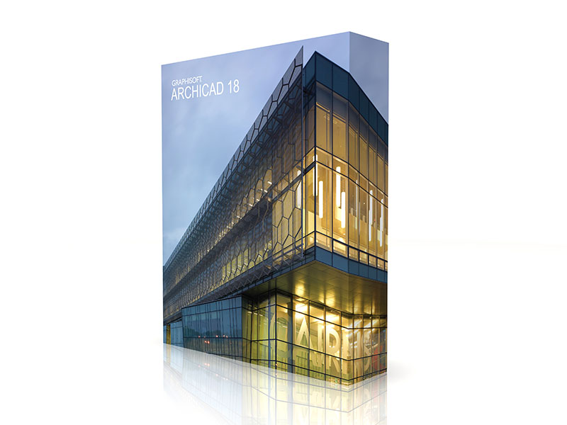 Download ArchiCAD 18 Today!