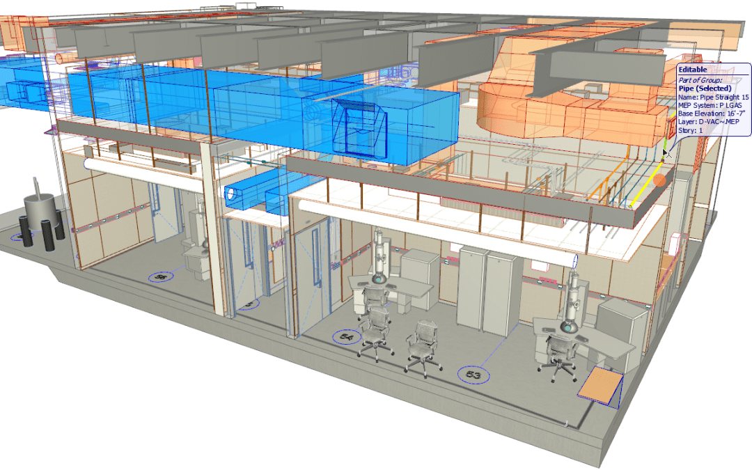 ArchiCAD Delivers High Performance with Open BIM Where Precision Matters