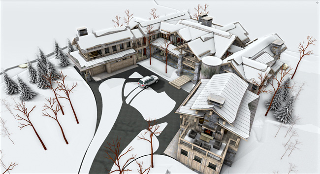 Sole Proprietor Combines Skill, ArchiCAD and BIMx for Triple Threat Project Win