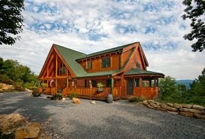 Custom Timber Log Homes with ArchiCAD & BIMx