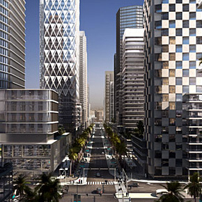 Over,Under Oversees Major City Project in Abu Dhabi