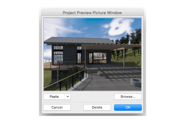 Project Preview, ARCHICAD, and BIMx