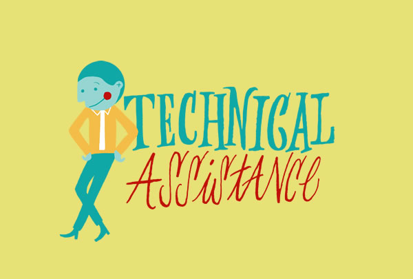 Technical Assistance Hero for Homepage