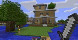 Ma petite maison virtuelle (serveur: neocraft.fr )