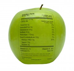 Nutritional Values of an Apple