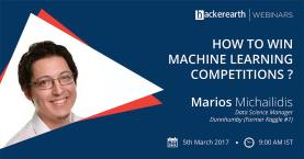 machine learning competitions grandmaster