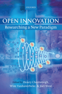 Top 10 must-read books in innovation-Open Innovation