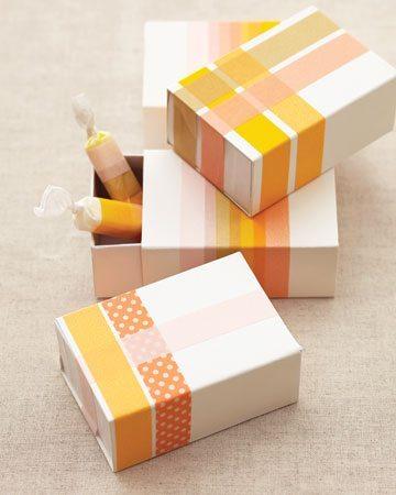 cadeaux invités mariage DIY