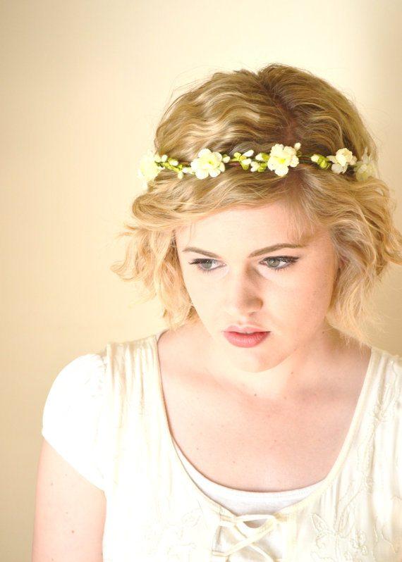 Concours gagnez une couronne de fleurs hazel faire happy chantilly - Faire une couronne de fleurs ...