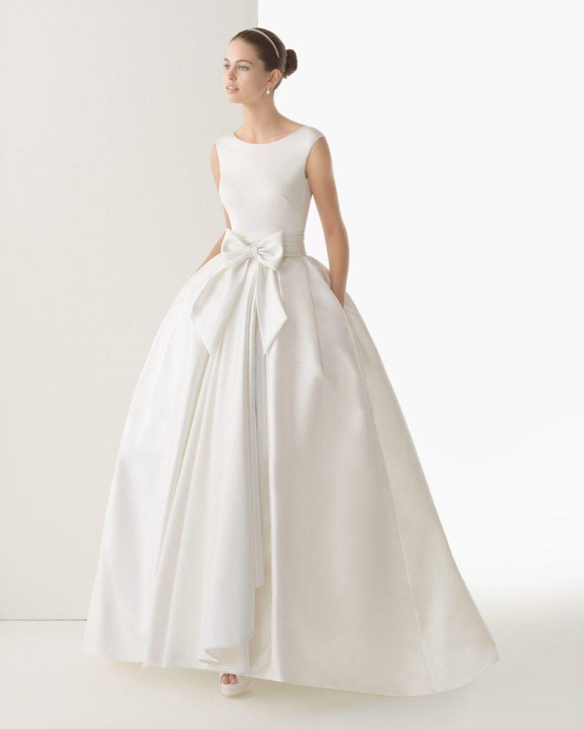 nouvelle collection de robes de mari es rosa clara 2014