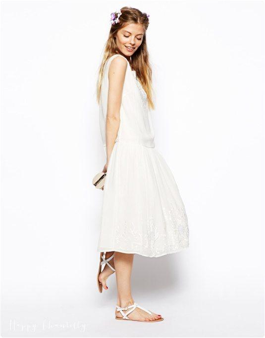 Robes du dimanche: robes style bohème et nature - Happy Chantilly