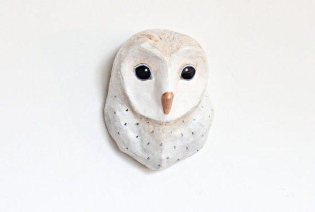 decoration_enfant_baby_papier_mache_paper_mache_head_sculpture