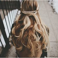 10 idées de jolies coiffures pour les fêtes - 10 pretty hairstyles for the holidays