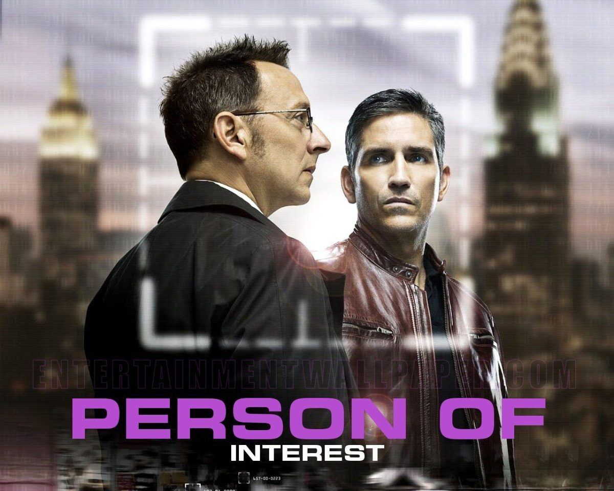 TV show: Person of interest