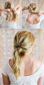 5 coiffures faciles pour la Saint Valentin - 5 easy hairstyles for Valentines Day-3