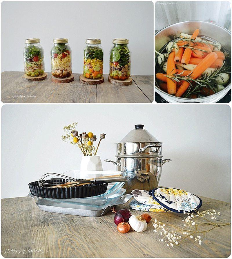Cuisine minimaliste des ustensiles plus sains dans ma for Cuisine minimaliste