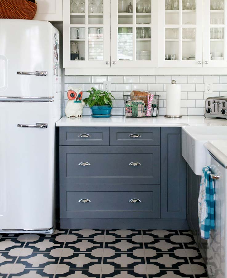 carey s kitchen in parquet charcoal by neisha crosland