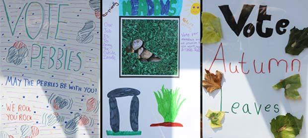 Kid school flooring posters